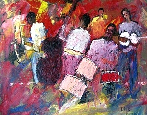 Artist Dale Miller - A Well Traveled Artist