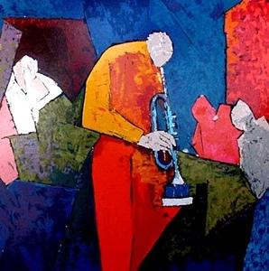 Artist Ephraim Urevbu - Nigerian Artist