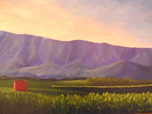 Artist Patti Lane - Artwork From The Foothills Of Tennessee