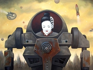 Scott Scheidly - Geisha