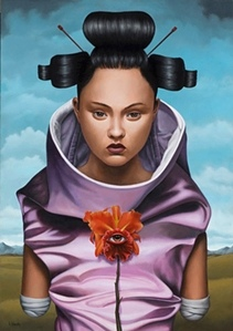 Scott Scheidly - Geisha 3