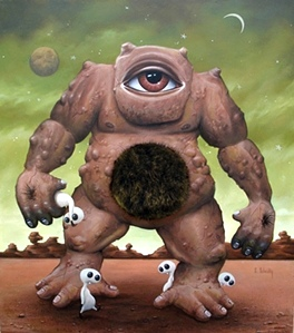 Scott Scheidly - Cyclops