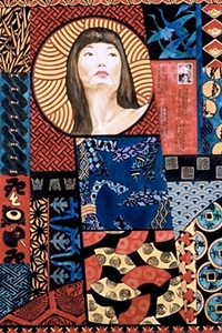 Artist Béatrice Lebreton - Artiste de France