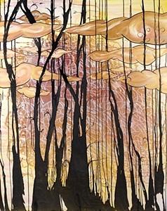 Artist Austin Blasingame - Untitled