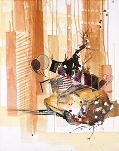 Artist Austin Blasingame - Tranquil Ascendancy