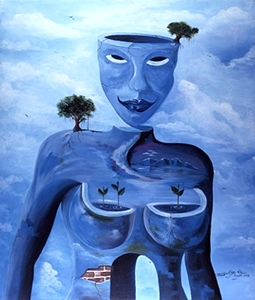I Left And Made It To The Top - Rigoberto Antonio Guerrero - Artista de Cuba