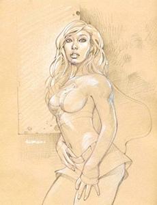 Keron Grant - Hulk Sketch