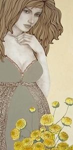 Artist Olga Gouskova - Belgium Artist