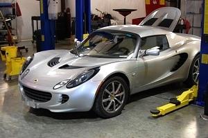 Lotus Repair | Eurohaus Images