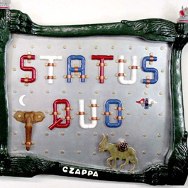 Found Objects Artist Bill Czappa
